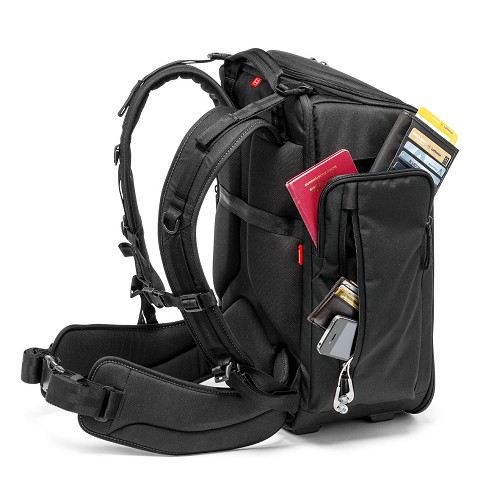 MANFROTTO Pro Backpack 50 [MB MP-BP-50BB] - Black - Camera Backpack